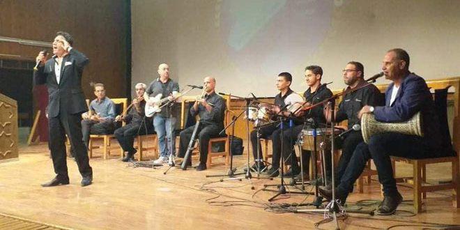 (سورية وطن السلام)… أمسية تحفل بالشعر والموسيقى على خشبة ثقافي العدوي