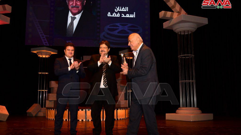 مهرجان سينما الشباب والأفلام القصيرة السابع يختتم فعالياته ويكرم الفائزين بجوائزه