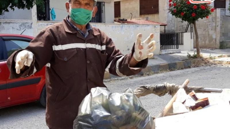 قمامة السوريين فقيرة وتخسر ثلثها… غياب لأنواع أطعمة وسوء بالأكياس