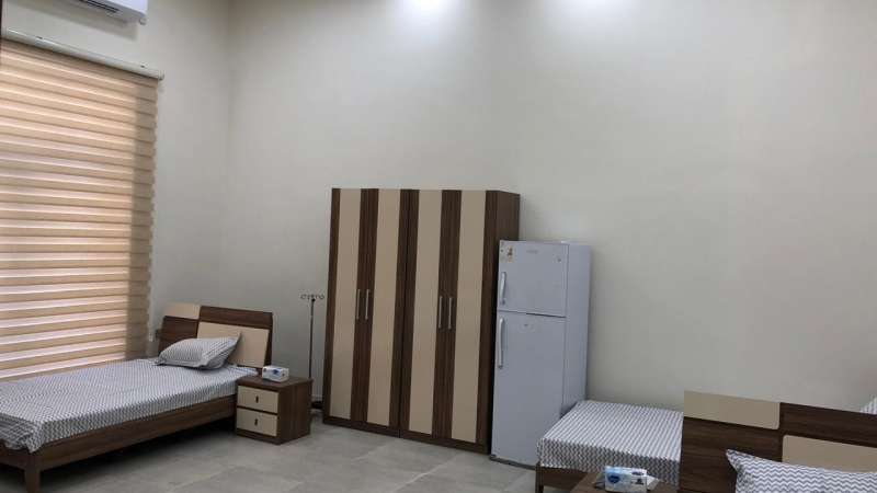 العراق.. الحشد الشعبي يفتتح مستشفى بـ 200 سرير لعلاج المصابين بكورونا (صور)