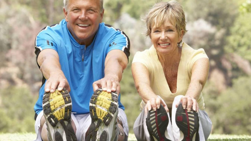 بعد سن الخمسين... تعرّف إلى الرياضة المناسبة لصحتك!