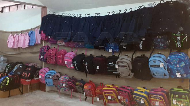 مدير المؤسسة السورية للتجارة: مبيعات اللوازم المدرسية بلغت أكثر من 745 مليون ليرة في جميع صالات المؤسسة