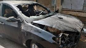 جريحان بانفجار عبوة ناسفة في مدينة درعا جنوب سوريا