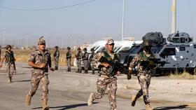 الجيش الأردني يعلن إحباط محاولة تسلل من المملكة إلى سوريا