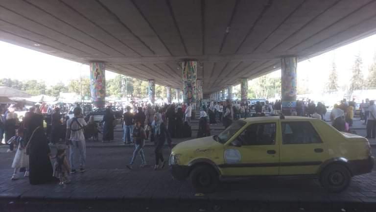 أزمة البنزين تنعكس على وسائل النقل الجماعي.. والحلول لا زالت غائبة