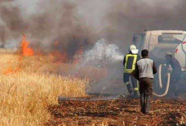 ما هي أضرار محافظة طرطوس من الحرائق؟
