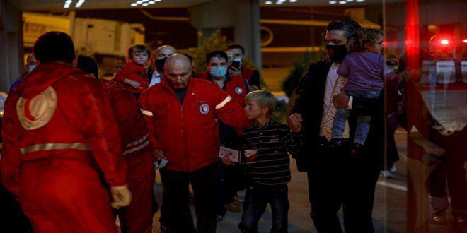 بتسهيلات من الحكومة السورية.. تعاون إنساني يعيد عائلات من مخيم الهول إلى ألبانيا