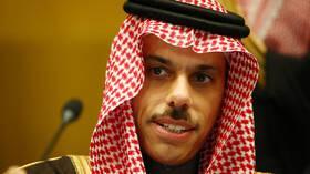وزير الخارجية السعودي: لدينا علاقات طيبة ورائعة مع تركيا