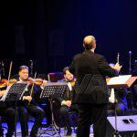 أوركسترا دمشق تحيي ليالي الميلاد بأمسية غنائية على مسرح الحمراء
