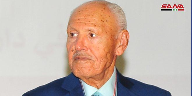 الدكتور صابر فلحوط رئيساً للجنة دعم الشعب الفلسطيني