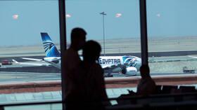 تحديد موعد وموقع هبوط أول طائرة قطرية في مصر بعد  رفع الحظر