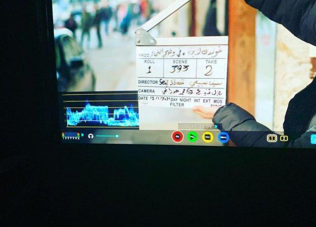 """سيف الدين سبيعي يبدأ تصوير """"في وضح النهار"""""""