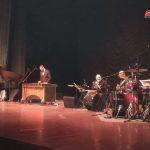 أمسية موسيقية على آلة الماريمبا للعازف أحمد علي على مسرح دار الثقافة بحمص