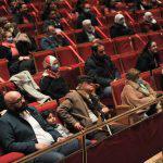 أوركسترا الموسيقا الشرقية تكرم الموسيقار الفلسطيني حسين نازك على مسرح دار الأوبرا