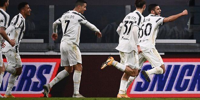 يوفنتوس يهزم جنوى ويتأهل لربع نهائي كأس إيطاليا