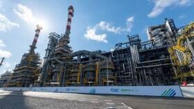 ارتفاع واردات روسيا من البنزين بعد رفع الحظر