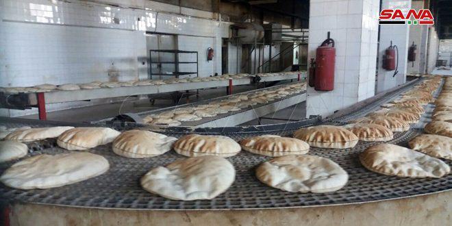 إجراءات لتوفير مادة الخبز للمواطنين في القنيطرة خلال العاصفة الثلجية