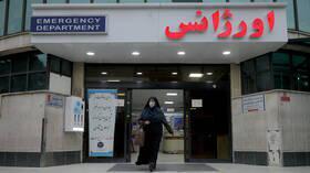 الصحة الإيرانية تسجل 80 حالة وفاة و7061 إصابة جديدة بكورونا خلال 24 ساعة