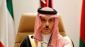 وزير الخارجية السعودي يتلقى اتصالا من نظيره الأمريكي