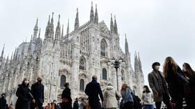 إيطاليا تسجل 11641 إصابة و270 وفاة جديدة بفيروس كورونا