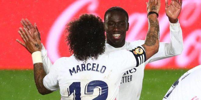 الإصابة تغيب لاعب ريال مدريد مارسيلو لمدة 3 أسابيع