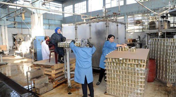مديرة التخطيط في كونسروة دمشق: الشركة تعاني ضعف السيولة اللازمة لشراء المواد الأولية