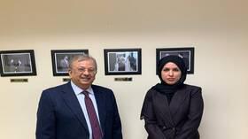سفيرا قطر والسعودية بالأمم المتحدة يجتمعان للمرة الأولى بعد المصالحة الخليجية