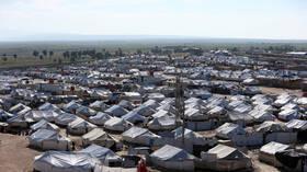 أسوشيتيد برس: تصاعد عمليات القتل الغامضة داخل مخيم الهول شمال شرق سوريا