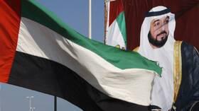 قادة الإمارات يهنئون الأمير محمد بن سلمان بنجاح العملية الجراحية