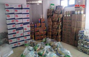 مبادرة خيرية وطبية في بلدة كفربهم بحماة