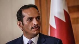 قطر تشكر مصر وتعلق على الأوضاع في سوريا