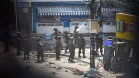 """"""" يوتيوب"""" يحذف 5 قنوات تلفزيونية للجيش في ميانمار"""