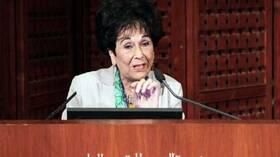وفاة فينيس جودة أول وزيرة للبحث العلمي في مصر