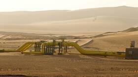 المغرب يسجل تراجعا في إيراداته من أنبوب الغاز الجزائري العابر لأراضيه
