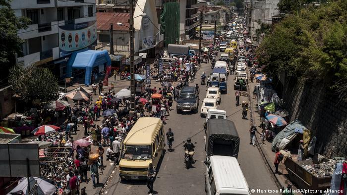 مدغشقر - صورة بتاريخ 24 ديسمبر/ كانون الأول 2020