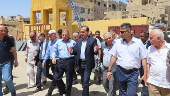 مشاريع خدمية وتنموية جديدة في محافظة ديرالزور قريبا (صور)