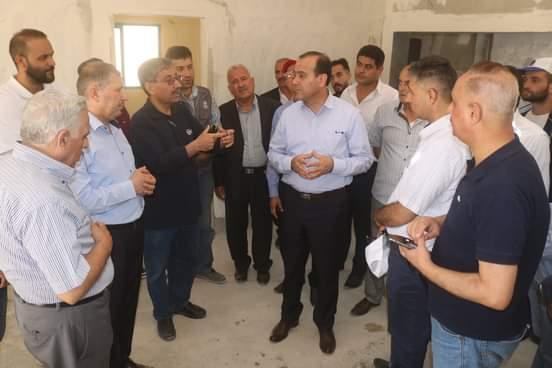 مشاريع خدمية وتنموية جديدة في محافظة ديرالزور قريبا