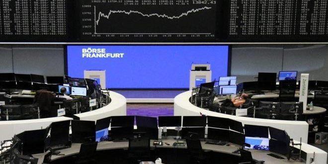 ارتفاع أسهم أوروبا إلى ذرى جديدة