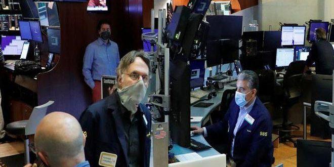 ارتفاع الأسهم الأمريكية بعد انحسار مخاوف التضخم