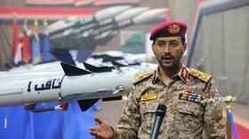 الحوثيون: التقارير عن نزع ألغام في باب المندب وجزيرتي حنيش وزقر