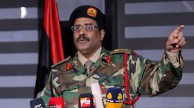 """""""الجيش الوطني الليبي"""" يتحدث عن موقف حفتر من انتخابات الرئاسة ويتهم """"الإخوان"""" بالسعي للسلطة"""