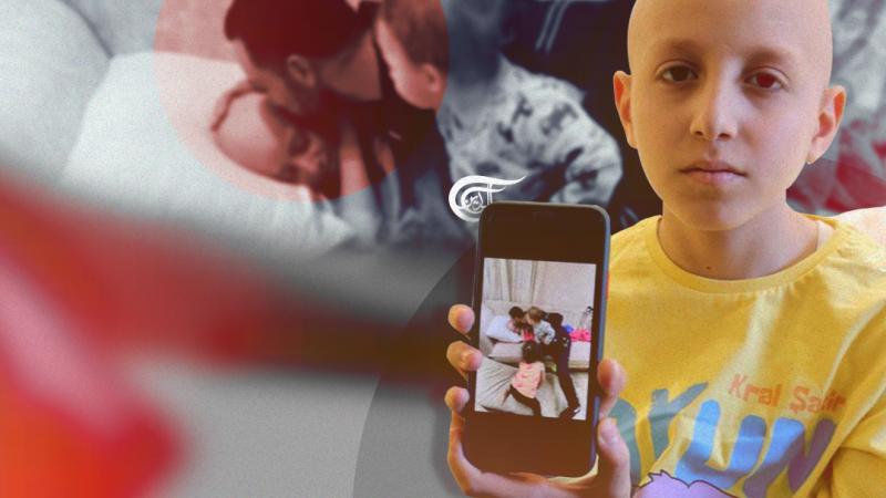 بالفيديو: الطفل الفلسطيني أحمد القواسمي يروي للميادين نت معاناته مع توديع والده