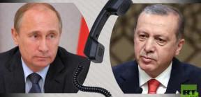 الكرملين: بوتين وأردوغان يبحثان العملية التركية في عفرين بسوريا