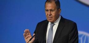 لافروف : هدف العدوان الثلاثي على سورية إفشال مهمة خبراء منظمة حظر الأسلحة الكيميائية بدوما