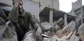 الأمم المتحدة: الحكومة والمعارضة ارتكبوا جرائم حرب في الغوطة ودمشق