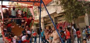 بمناسبة حلول العيد… تنفيذي محافظة دمشق يؤكد ضرورة التقيد بالأماكن المحددة لألعاب الأطفال ومنع المفرقعات