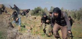 30 داعشياً أسرى في قبضة الجيش السوري