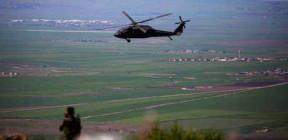 """""""سانا"""": التحالف الدولي ينقذ قياديين من """"داعش"""" في ريف دير الزور"""