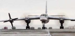 مقاتلات أمريكية ترافق طائرات الاستكشاف الروسية بالقرب من ألاسكا