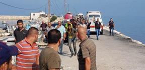 إنقاذ مركب يقل لاجئين سوريين قبالة السواحل اللبنانية